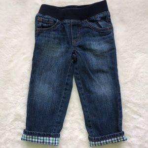 Gymboree size 2T jeans